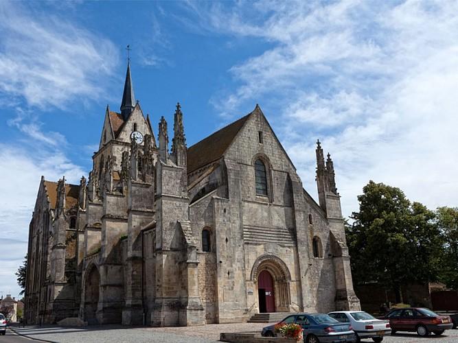 Notre Dame de Guibray Church
