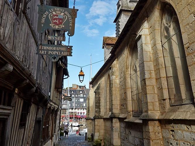 Musée du Vieux Honfleur