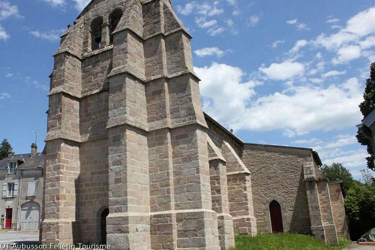 Eglise de Faux-la-Montagne