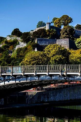 Die Zitadelle von Namur und das unbeschreibliche unterirdische Gängenetz