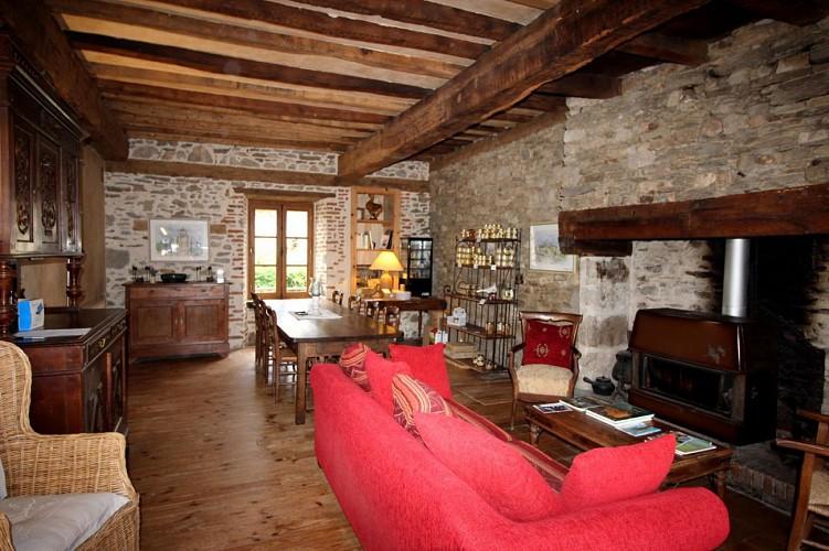 Chambres d'hôtes Gîtes de France de Valérie et Renaud GIZARDIN
