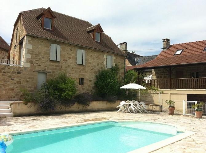Location Gîtes de France  - Réf : 19G2180