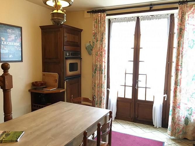 Location Gîtes de France - LADAPEYRE - 4 personnes - Réf : 23G371