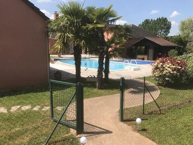 Chambres d'hôtes Gîtes de France - VARETZ - 5 chambres - Réf : 19G2780