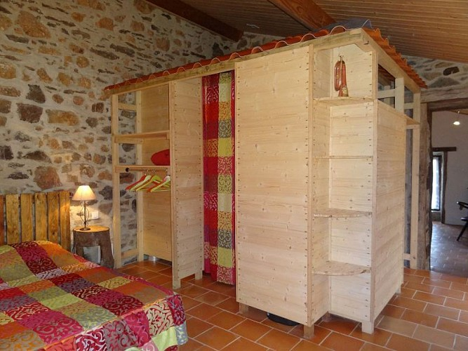 "Holiday cottage ""le menudet"""