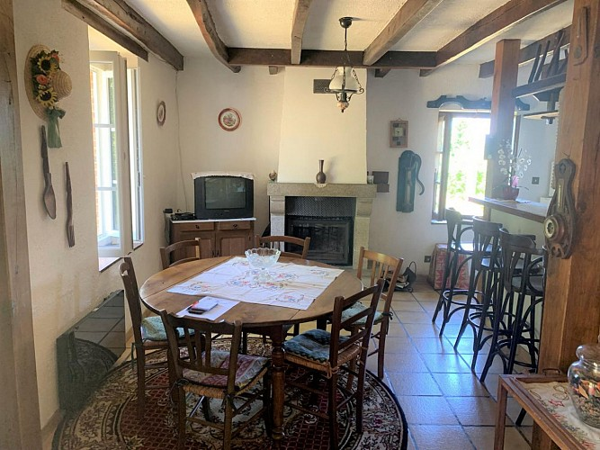 CS681 - 6 personas - 3 habitaciones - 3 espigas - Saint Martin Sainte Catherine