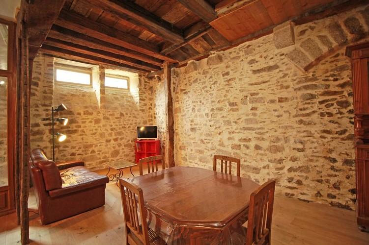 Gîtes de France chambres d'hôtes La Rapiette de Noblat