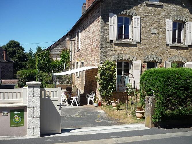 Location Gîtes de France  - Réf : 19G31911
