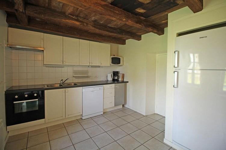 872020 - 15 people - 7 bedrooms - 3 'épis' (ears of corn) - Berneuil