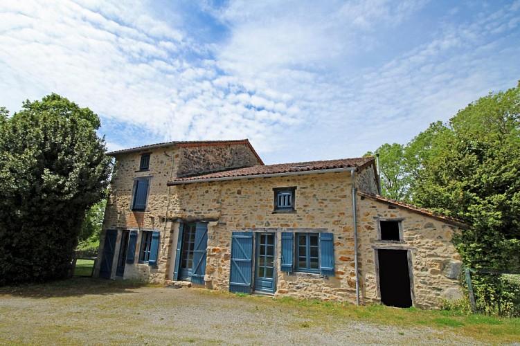 Gîtes de France La maison de Clémence