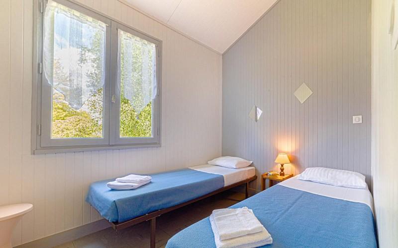 877504 - 5/7 people - 2 bedrooms - 2'épis' (ears of corn) - Les Cars
