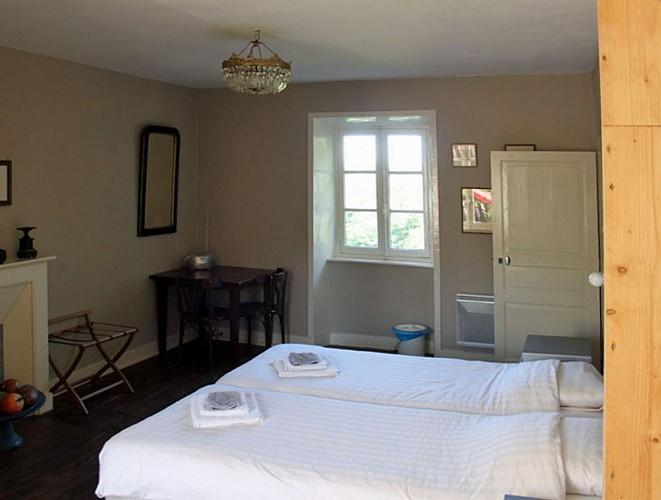 Chambres d'hôtes 'La petite écolière' et 'La cabane'