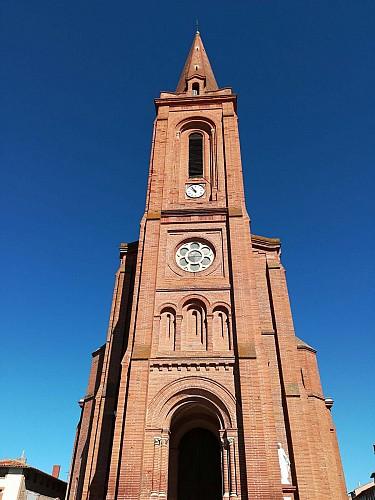 Eglise Saint-Pierre de Caraman