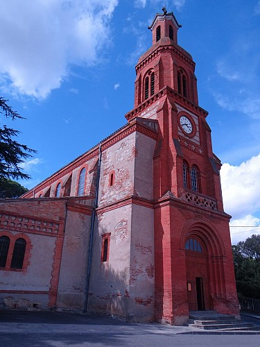 Eglise de Gardouch