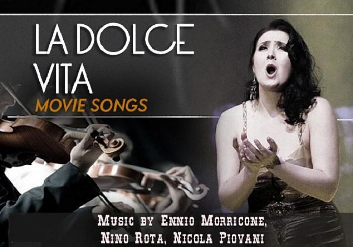 """Billet pour l'Opéra """"La Dolce Vita - musiques de films"""" dans l'église Saint-Paul de Rome"""