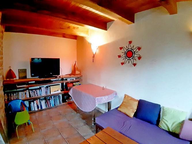 Location Gîtes de France - SAINT FRION - 9 personnes - Réf : 23G1484