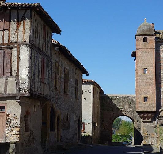 Palaminy - château et maison Roucat