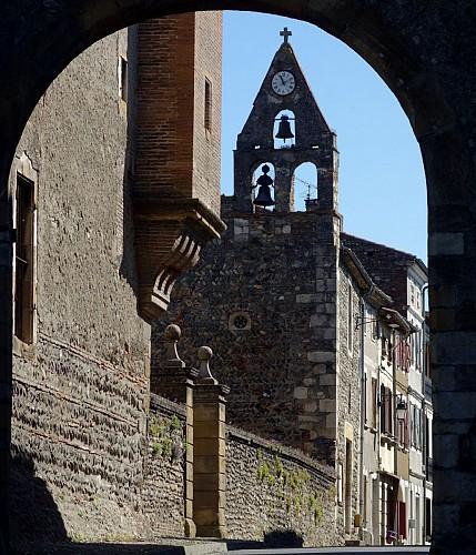 Palaminy - chapelle castrale