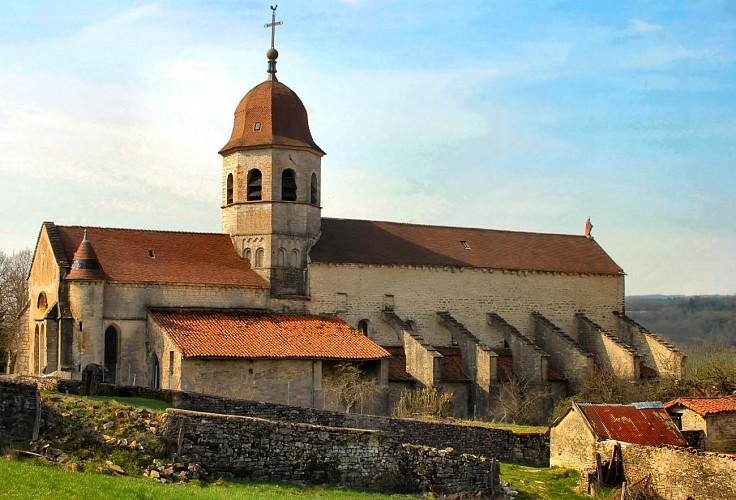 Eglise de Gigny