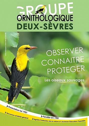 Groupe Ornithologique des Deux-Sèvres à Niort