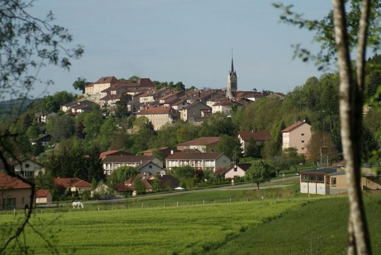 Eglise de St Julien