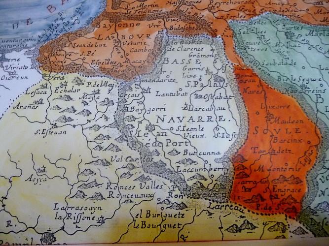 09_Carte pays basque_les Abeilles