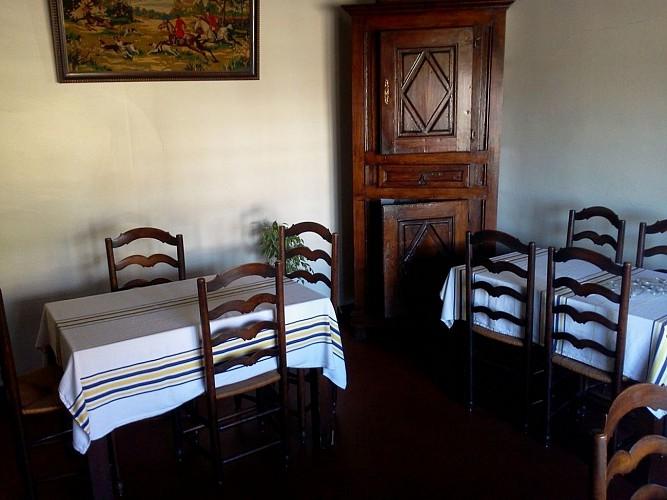 Hôtel-restaurant Mendibilenea - 64120 Amorots (6)