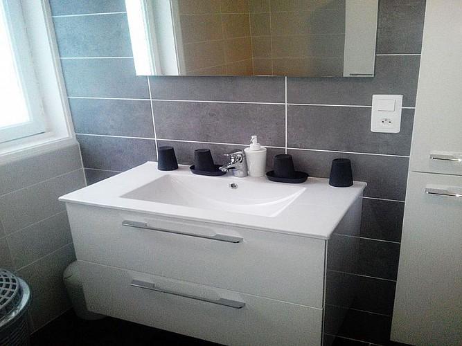 Location Antchagno - Salle de bain - Ispoure