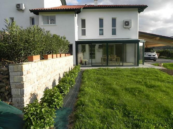 Vernier facade1