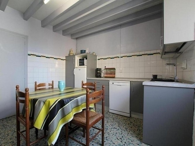maison polteya cuisine ostabat