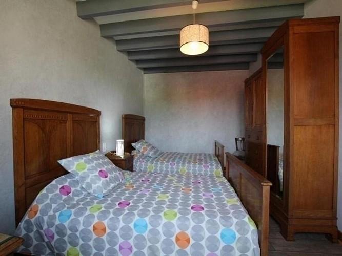 maison polteya hambre deux lits ostabat