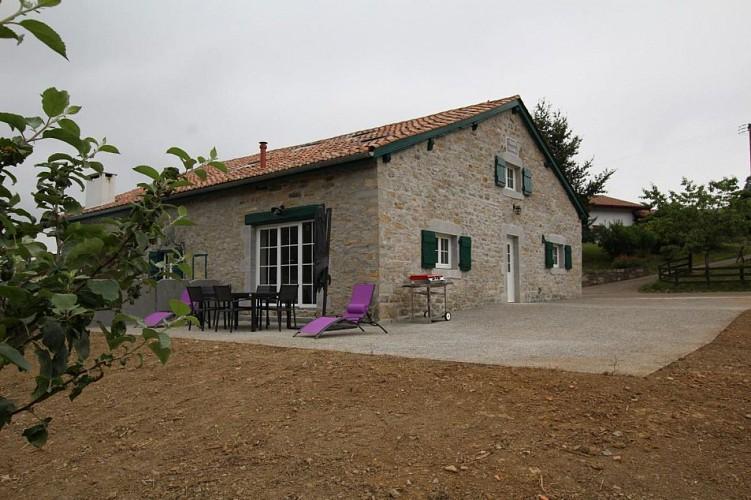Maison Erdois - Gamarthe