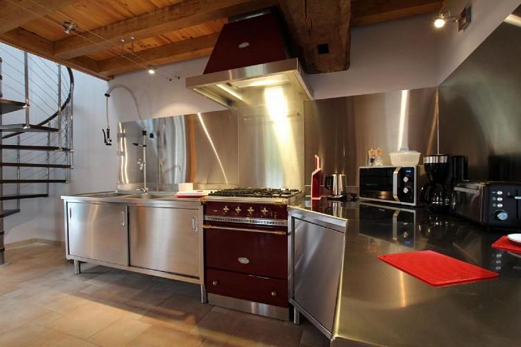 Maison Erdois cuisine - Gamarthe