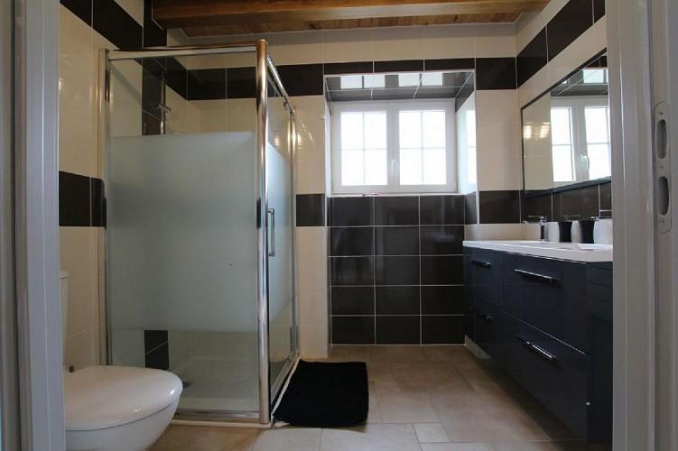 Maison Erdois salle de bain - Gamarthe