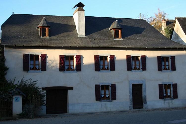 01_Maison Bergès_ext_Barcus64130
