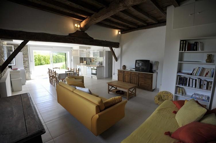 Maison Miqueou - 64390 Osserain (8)