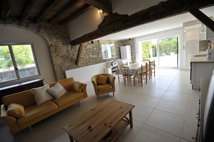 Maison Miqueou - 64390 Osserain (9)