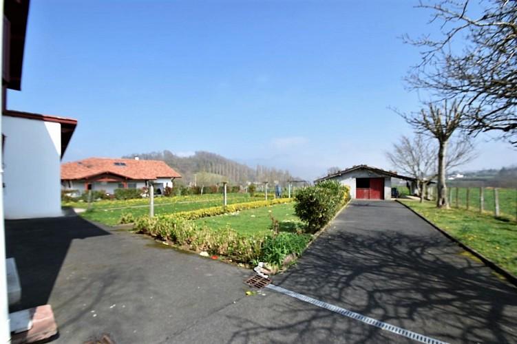 Location Urrutia - Chambre lit double - Lasse
