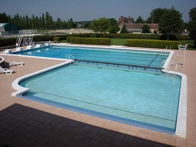 Saint-Pierre-sur-Dives swimming pool
