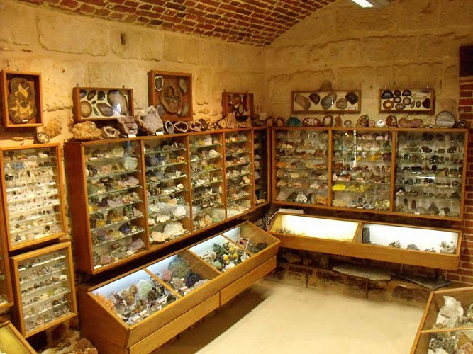 Museum of Minerals and Fossils