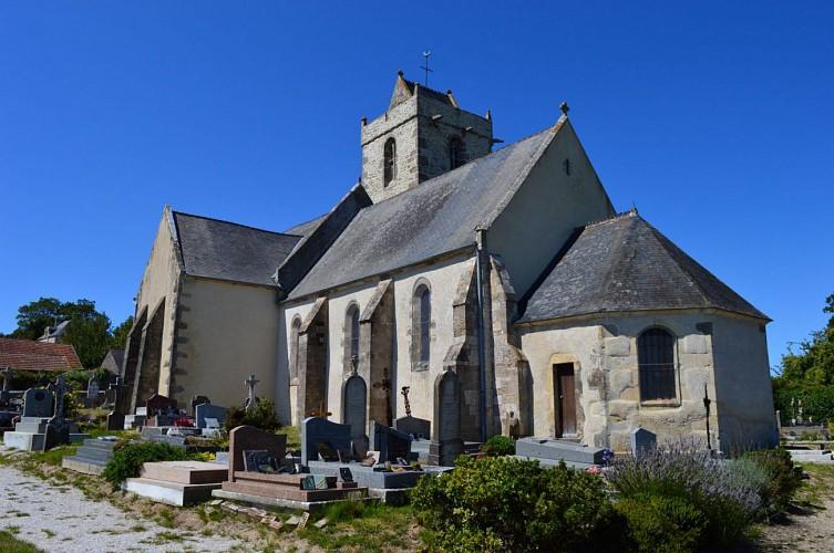 L'église de Morsalines