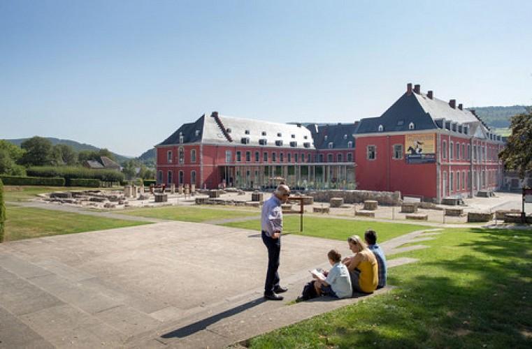 De Abdij van Stavelot, culturele hotspot in de provincie Luik