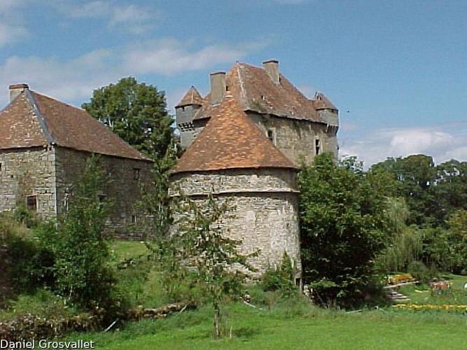 Le château de Chiroux