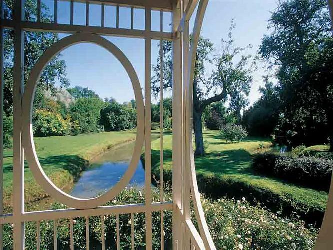 Château de Vendeuvre Gardens