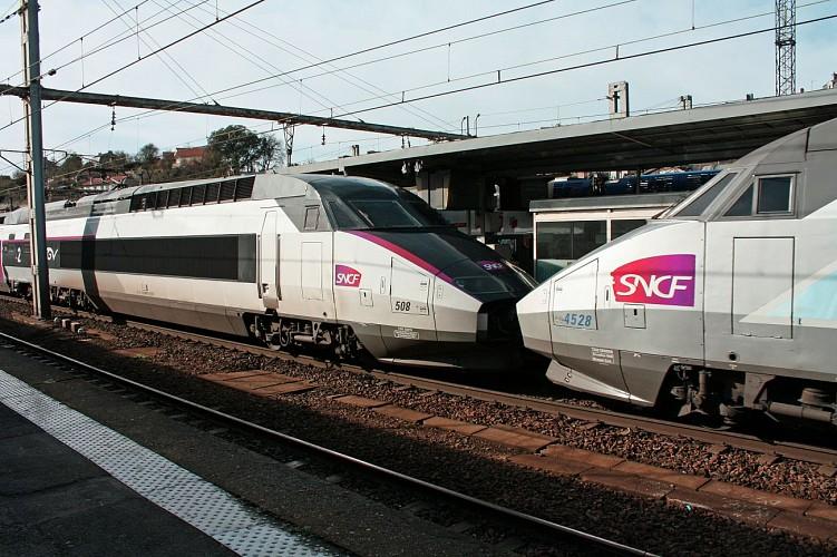 Gare SNCF de Bagneaux-sur-Loing
