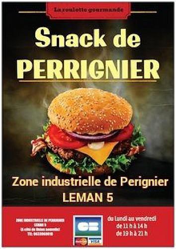 Snack de Perrignier