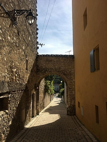 Porte du Canadel