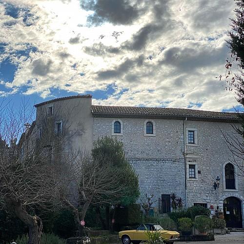 Prieuré et Bastide du Canadel