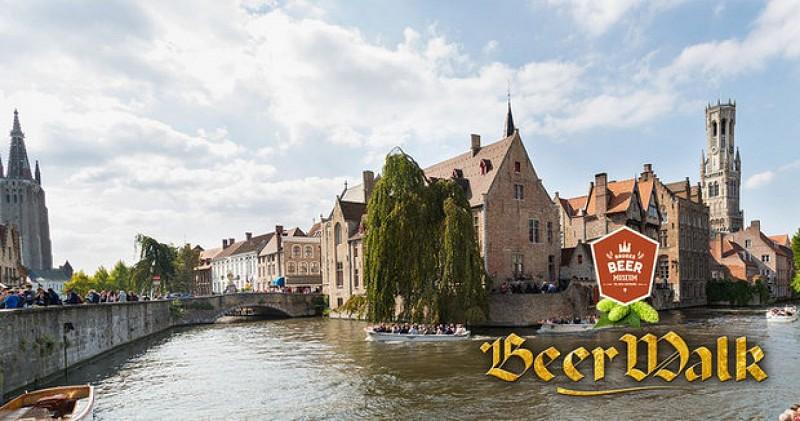 BeerWalk Bruges - Promenade dans la ville et dégustation de bière