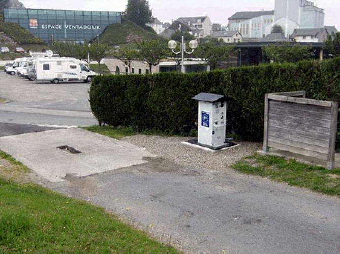 Esplanade de l'Espace Ventadour